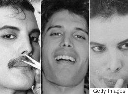 프레디 머큐리를 기리는 100장의 희귀한 사진들(화보)