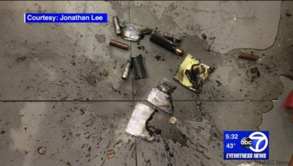 Un homme grièvement brûlé après l'explosion de sa cigarette électronique — New York
