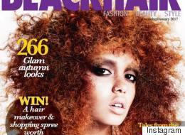 Le magazine « Blackhair» dans l'eau chaude?