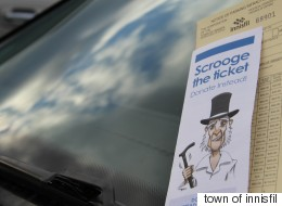Paying For Parking Tickets In Ontario Town Is Actually A Good Thing