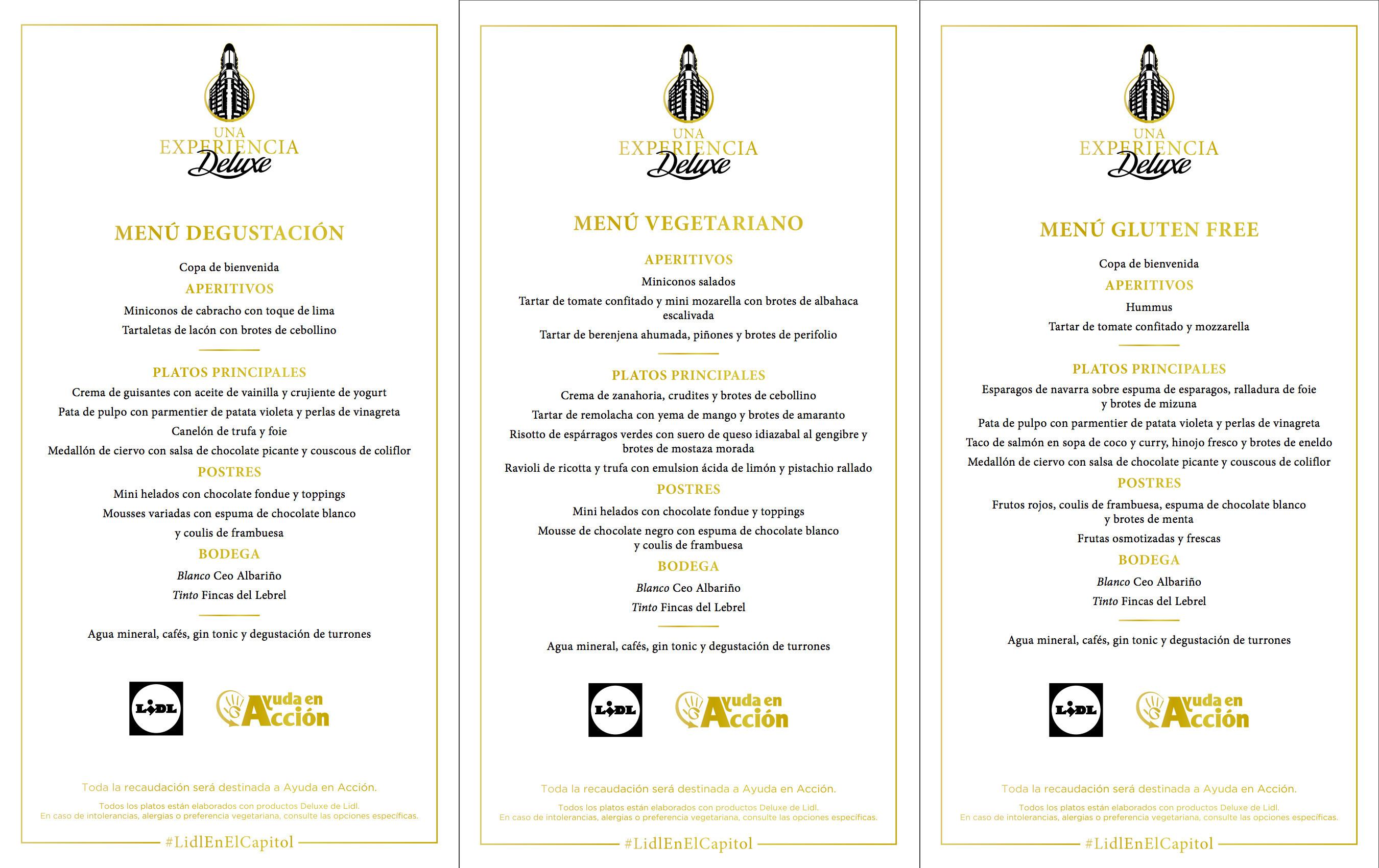 Lidl lanza un restaurante 39 gourmet 39 ef mero de sergi arola - Restaurante sergi arola en madrid ...