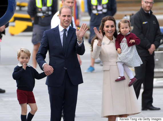 prince william catherine canada