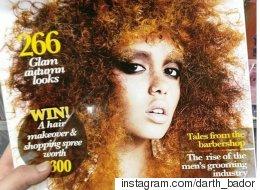 Blackhair Magazine Accidentally Uses White Model On Cover