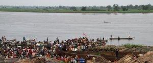 Mbandaka Market Congo