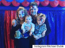 Michael Bublé's Son Is Getting The Most Coveted Toy For Christmas