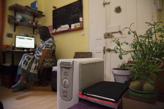 precariedad energetica salon