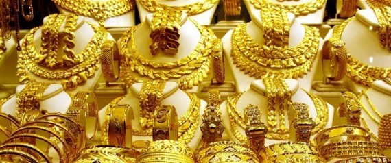 GOLD IN SAUDI ARABIA