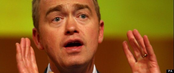 Tim Farron Lords Syria Uk