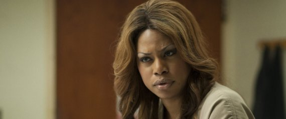 LAVERNE COX ORANGE IS THE NEW BLACK