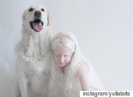 백색증을 가진 사람들의 아름다움을 담은 사진작가(화보)