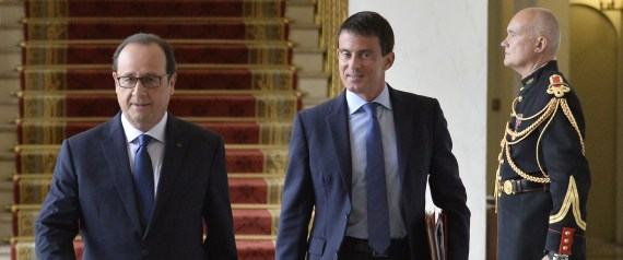 MANUEL VALLS AND HOLLAND