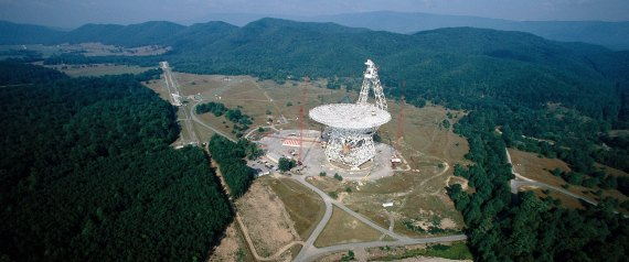 GREEN BANK TELESCOPE US