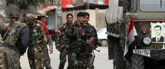 MILITIAS IN SYRIA