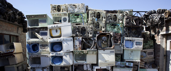 SCRAPYARD WASHING MACHINE