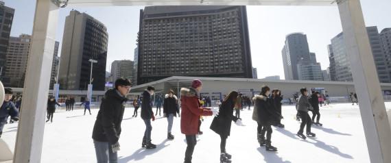 SEOUL ICE SKATE