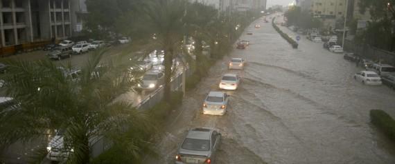 RAIN SAUDI