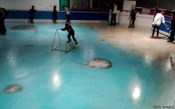 ice rink kitakyushu