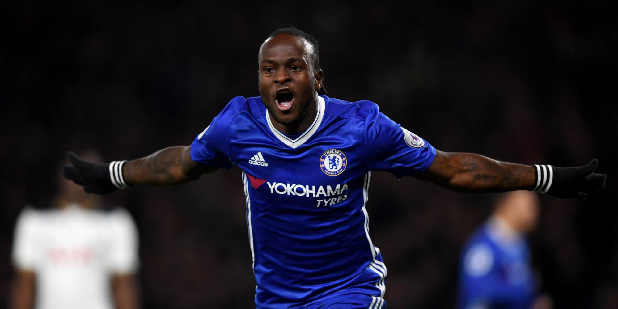 if victor moses is the answer what was the question