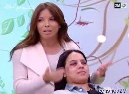 Marokkanisches Staats-TV zeigt Frauen, wie man die Folgen häuslicher Gewalt überschminkt - Video