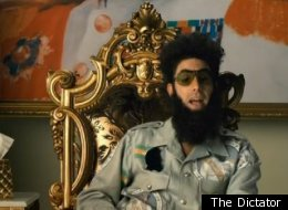 The Dictator Trailer Super Bowl