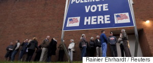 NORTH CAROLINA VOTERS LINE