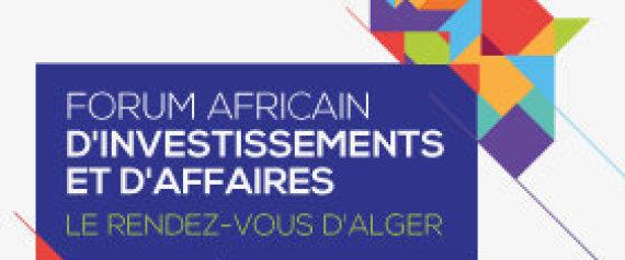 FORUM INVEST AFRICAIN