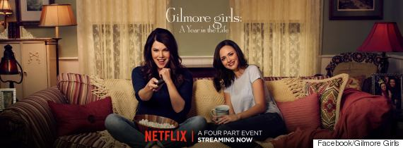 new girlmore girls