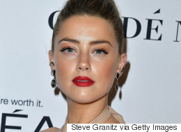 Amber Heard Gets Emotional In Domestic Violence PSA