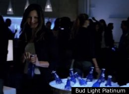 Bud Light Platinum Office