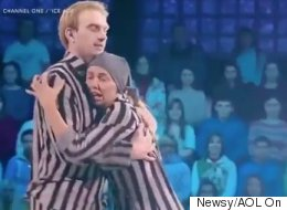 Russian Ice Dancers Blasted For Holocaust-Themed Performance