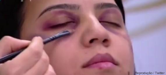 marrocos maquiagem