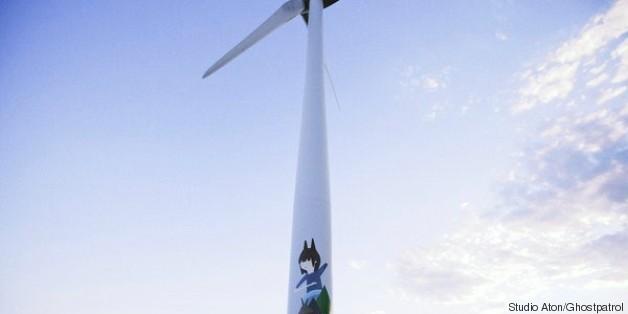 hepburn wind turbines