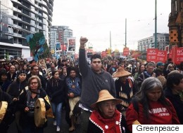 B.C. Pipelines Could Become Canada's Standing Rock