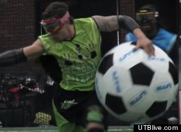 WATCH: Is 'Ultimate Tazer Ball' The Most Ludicrous Sport Of All Time?