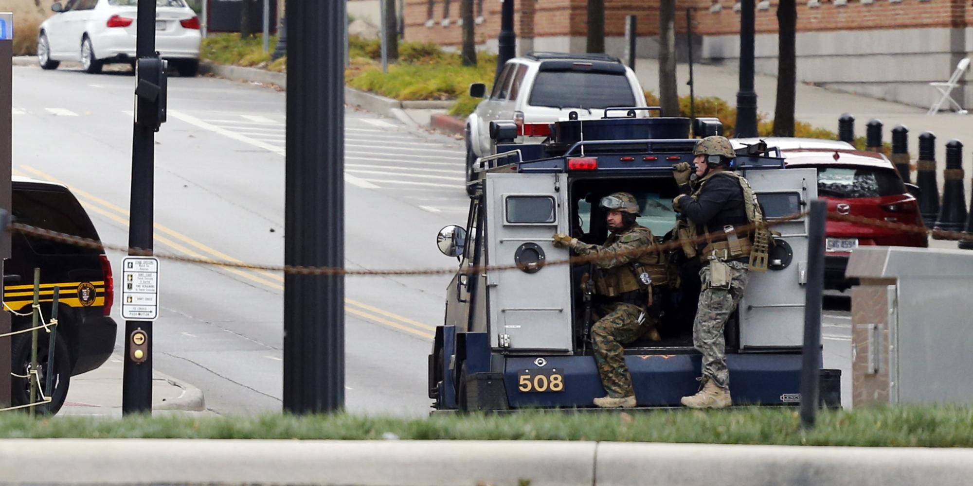 هجوم على جامعة أوهايو الأميركية يُخلِّف جرحى.. والشرطة تطلق النار على شاب من أصول صومالية وتقتله