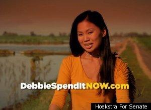 Pete Hoekstra's Ad: Racist?