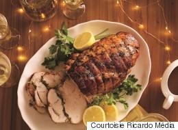 5 recettes de Ricardo pour le temps des Fêtes