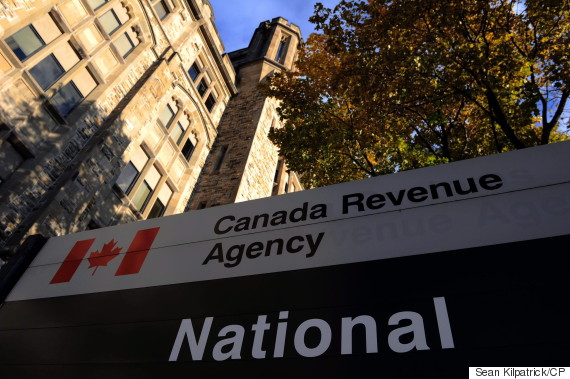 canada revenue agency