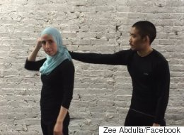 Woman's 'Hijab Grab' Self-Defence Video Is Perfect