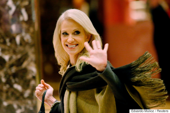 High-School Student Asks Conway to Justify Working for Trump as Woman