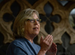 May Ready To Go To Jail Fighting Kinder Morgan Pipeline