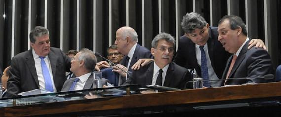 Resultado de imagem para senado aprova teto