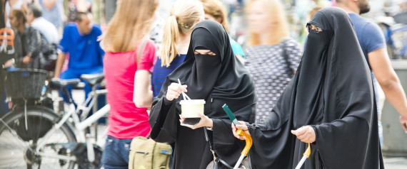 BURKA GERMANY