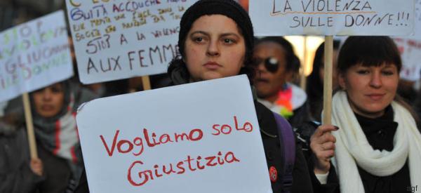 È tempo di dire basta alla violenza contro donne e ragazze, non è tollerabile girarsi dall'altra parte