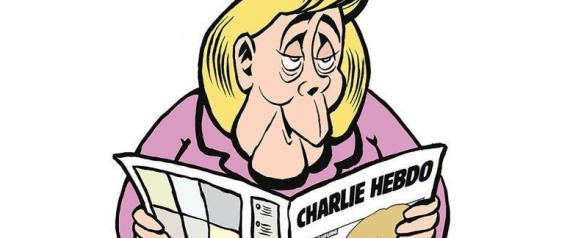CHARLEI HEBDO MERKEL KLO