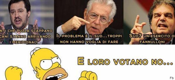 Le pagine Fb su Homer o sull'amore, rianimate da fake, che fanno propaganda per il Sì