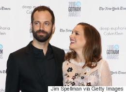 Natalie Portman et Benjamin Millepied amoureux sur le tapis rouge des Gotham Awards