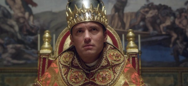 The Young Pope conquista l'America. Sorrentino: