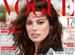 Ashley Graham Lands Her First Vogue Cover