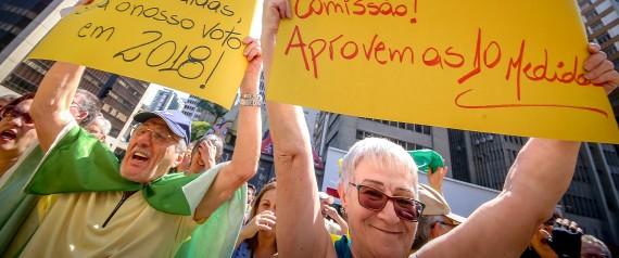 CORRUPTION BRAZIL